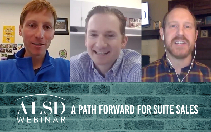 A Path Forward for Suite Sales