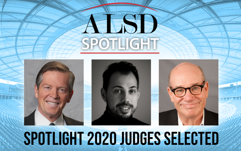The ALSD Selects Spotlight 2020 Judges