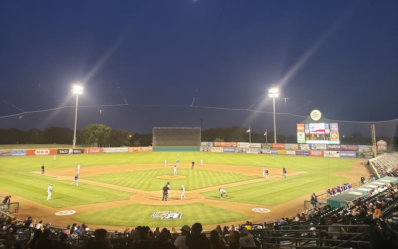 San Antonio Missions Fans Can Order F&B from Their Smartphones Now