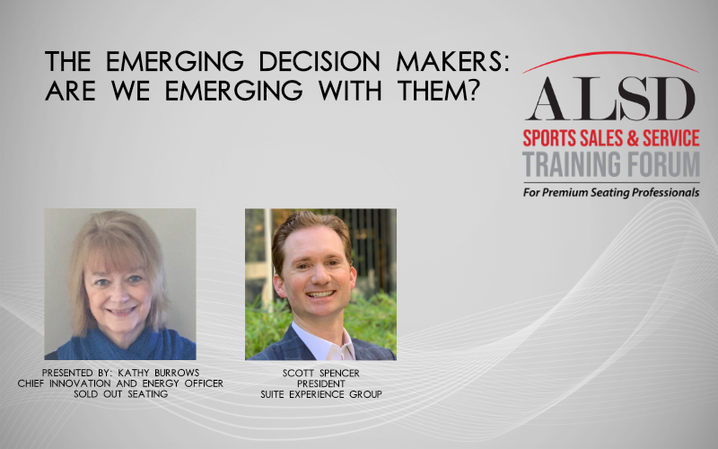 The Emerging Decision Makers: Are We Emerging with Them?