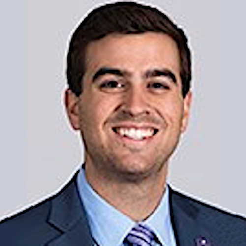 Dominic Fazio, Assistant Director of Development, Texas Christian University, TCU Frog Club