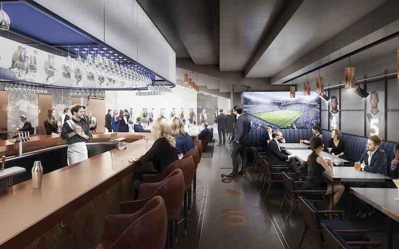 Tottenham Hotspur Tunnel Club