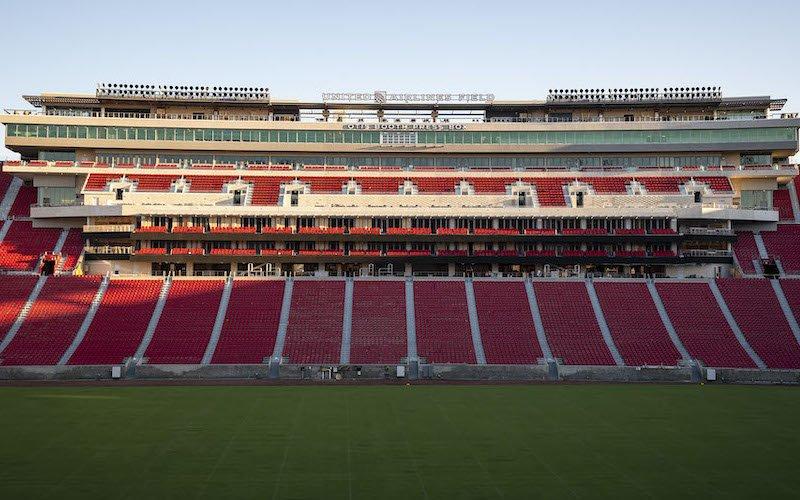 LA Memorial Coliseum Restoration Embraces One-of-a-Kind Legacy. Photo courtesy of USC Athletics.