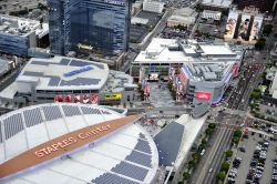 Staples Center and Nokia with Complex Aerial View.jpg